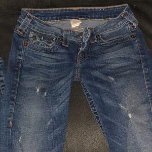 True Religion jeans size 27
